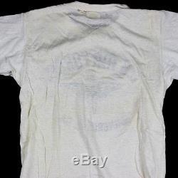 T-shirt En Coton Blanc Pt De L'armée De L'air De L'armée De L'eau De L'ouest Des Années 1940 Bainbridge Géorgie Ga