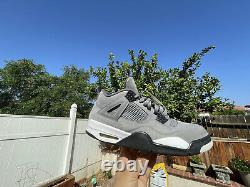 Taille 10.5 Jordan 4 Retro Cool Grey 2019