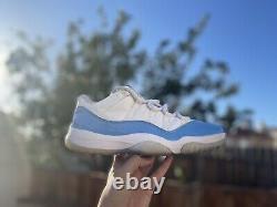 Taille 8.5 Jordan 11 Retro Faible Unc 2017