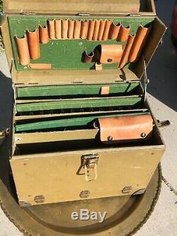 Trousse À Outils Et Réparation Pour Photo - Armée De L'armée De L'air Des États-unis - Zone 2 Cappel & Sons Rare