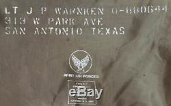 Type B-4 Sacoche Pilote Uniforme-tasche San Antonio Texas