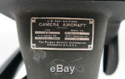 Type K20 K20 Us Air Force Corp Caméra Usaf Fairchild Cas Aérien Militaire