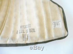 U. S. Army Air Forces Seconde Guerre Mondiale, Armure Flyers Vest M1. Très Bonne Condition