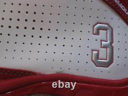 Under Armour Prototype II 2 Double Nickel Pe Shoes White Red Curry Lebron Hommes 10
