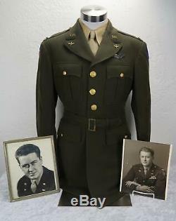 Uniforme De La Deuxième Officier De L'armée Américaine Us Air Force Corp.