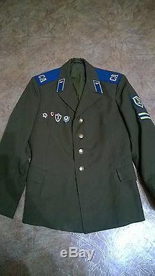 Uniforme Militaire Soviétique. Forme Militaire. Forme De La Force Aérienne. Armée Soviétique
