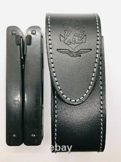 Unique Victorinox Dutch Army Swisstool Black Oxide Dak Air Force Knife Ovp Kl