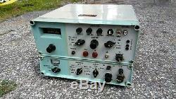 Urss Récepteur Radio Astra Russe Air Force Militaire Convertisseur De L'armée
