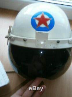 Us Air Force P-3 Aviation Pilote Helme Helm Pk 07 Yougoslavie Armée De L'air Des États-unis Force De Casque