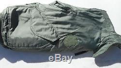 Us Army Air Force Cwu-45 / P Aramid Sage Green Vol Jacket Divers Mfg. Taille X L