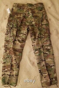 Us Army Air Force Ocp Multicam Pantalons De Combat Avecknee Pads Medium Regular Uniforme