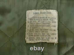 Us Army Air Force Typ B-9 Parka Type De Veste 1950's B9 Parka M Als Version Jacke