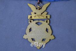 Us Orden Badge Médaille D'honneur, Moh, Armée, Marine, Armée De L'air, 9 Ordres, Rare