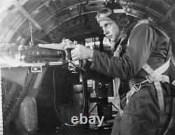 Usaaf Army Air Force E11.50 Projet D'adaptateur De Recoil. B17 B24 Montage De Pistolets À Déchets