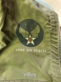 Veste De Survêtement De Type C-1 De L'armée De L'air Américaine (sears Roebuck)
