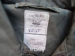 Veste De Vol Fliegerjacke De L'armée De L'air Des États-unis Cwu 36 / P Usaf Vietnam Summer Cwu # 2