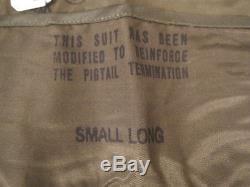 Veste Et Pantalons Électriques D'aviation De La Force Aérienne De L'armée De L'air De L'armée Américaine De L'armée De L'air De L'usaf Non Émis