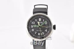 Victorinox Swiss Army Hommes V. 25582.1 Seaplane Air Force Rare Montre