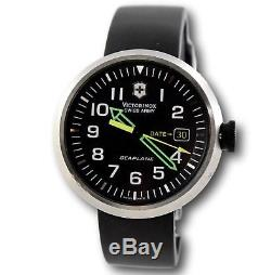 Victorinox Swiss Army Montre Homme Seaplane Air Force Rare V. 25582.1