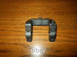 Ww II Armée Allemande Air Force Zf40 / Zf41 Rifle Scope Mount Withrail K98 Nice