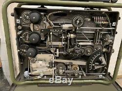 Ww2 Armée Force Aérienne Corp Sperry Bombsight T1a Avec Origine Case