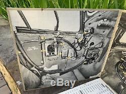 Ww2 B-24 J Liberator Carton Cockpit Entraîneur Army Air Forces Formation Sur Le Sida