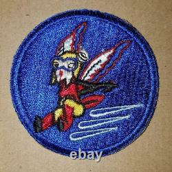 Ww2 Era Army Air Corps Femmes Airforce Service Pilot (guêpe) Fifinella Patch
