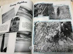 Ww2 Groupe 95e Bombe U. S. Army Air Forces 1945 Traînées