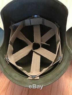 Ww2 M3 Flak Helmet Wwii Armée De Bombardier Air Force