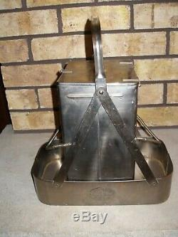 Ww2 Us Army Air Force Aircraft Air Container Food Container Bombardier Usaaf