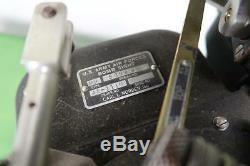 Ww2 Us Army Air Force Corp Assemblée Du Pilote Automatique Du Gyroscope Du Gyroscope Norden Bombsight De L'us Air Force