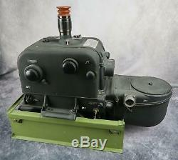 Ww2 Us Army Air Force Corp Bombardier Usaf B17 Sperry Type Bombsight Avec Gyro & Id'ed