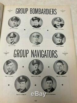 Ww2 Us Army Air Forces 100ème Bombe Groupe Unité Histoire
