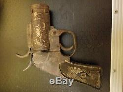 Ww2 Us Army Air Forces M8 Flare Pistol P8 Pyrotechnique B17 B24 Usn