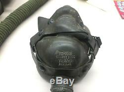 Ww2 Us Army Airforce Aviateurs Oxygène Réservoir, Jauges Et Masque Respiratoire