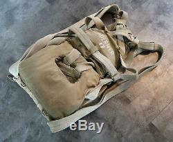 Ww2 Us Siège An6510 Combat Militaire Pilote De L'us Air Force Parachute Armée Air Force Nom Du Corp