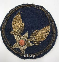 Ww2 Usaaf Shoulder Patch 2ème Air Commandos Army Air Force Bullion