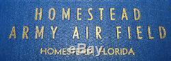 Wwii Us Air Force Air Transport Wac Hommes D'armée Hommes Miami Miami Fl1942 A2