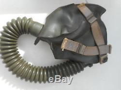 Wwii Us Army Air Force Type A-10 Un Masque D'oxygène Taille Med In Box
