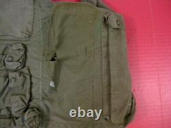 Wwii Usaaf Army Air Force Type C-1 Emergency Sustainance Vest Nice Rare #1